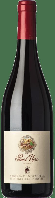15,95 € Free Shipping | Red wine Abbazia di Novacella Pinot Nero D.O.C. Alto Adige Trentino-Alto Adige Italy Pinot Black Bottle 75 cl