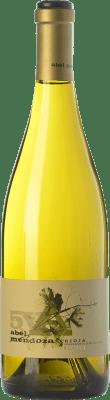31,95 € Kostenloser Versand | Weißwein Abel Mendoza 5V D.O.Ca. Rioja La Rioja Spanien Viura, Malvasía, Grenache Weiß Flasche 75 cl