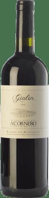 17,95 € Free Shipping | Red wine Accornero Giulin D.O.C. Barbera del Monferrato Piemonte Italy Barbera Bottle 75 cl