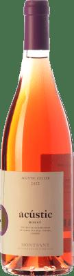 12,95 € Envío gratis | Vino rosado Acústic Rosat D.O. Montsant Cataluña España Garnacha, Cariñena, Garnacha Gris Botella 75 cl