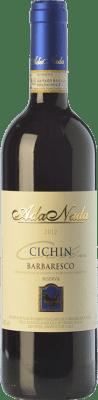 64,95 € Free Shipping | Red wine Ada Nada Riserva Cichin Reserva D.O.C.G. Barbaresco Piemonte Italy Nebbiolo Bottle 75 cl