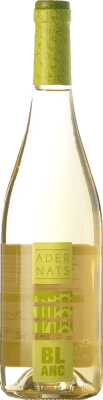 5,95 € Free Shipping | White wine Adernats Blanc Joven D.O. Tarragona Catalonia Spain Macabeo, Xarel·lo, Parellada Bottle 75 cl