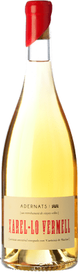 14,95 € Free Shipping | White wine Adernats D.O. Tarragona Catalonia Spain Xarel·lo Vermell Bottle 75 cl