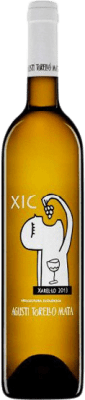 6,95 € Free Shipping | White wine Agustí Torelló Xic D.O. Penedès Catalonia Spain Xarel·lo Bottle 75 cl | Thousands of wine lovers trust us to get the best price guarantee, free shipping always and hassle-free shopping and returns.