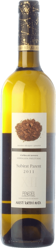 8,95 € Free Shipping | White wine Agustí Torelló D.O. Penedès Catalonia Spain Subirat Parent Bottle 75 cl