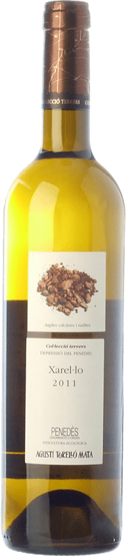 6,95 € Free Shipping | White wine Agustí Torelló D.O. Penedès Catalonia Spain Xarel·lo Bottle 75 cl