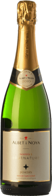 14,95 € Free Shipping | White sparkling Albet i Noya 3 Brut Nature Reserva D.O. Penedès Catalonia Spain Macabeo, Xarel·lo, Chardonnay, Parellada Bottle 75 cl | Thousands of wine lovers trust us to get the best price guarantee, free shipping always and hassle-free shopping and returns.