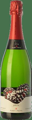 13,95 € Envoi gratuit | Blanc moussant Albet i Noya Efecte Brut Reserva D.O. Penedès Catalogne Espagne Macabeo, Xarel·lo, Chardonnay, Parellada Bouteille 75 cl