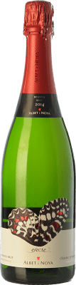 12,95 € Free Shipping | White sparkling Albet i Noya Efecte Brut Reserva D.O. Penedès Catalonia Spain Macabeo, Xarel·lo, Chardonnay, Parellada Bottle 75 cl | Thousands of wine lovers trust us to get the best price guarantee, free shipping always and hassle-free shopping and returns.