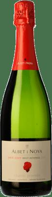 9,95 € Kostenloser Versand | Weißer Sekt Albet i Noya Petit Albet Brut D.O. Penedès Katalonien Spanien Macabeo, Xarel·lo, Parellada Flasche 75 cl