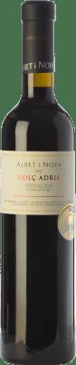 Vin doux Albet i Noya Dolç Adrià 2007 D.O. Penedès Catalogne Espagne Merlot, Syrah Demi Bouteille 50 cl