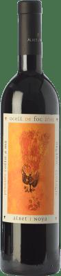 9,95 € Envoi gratuit | Vin rouge Albet i Noya Ocell de Foc Crianza D.O. Penedès Catalogne Espagne Marcelan, Caladoc, Arinarnoa Bouteille 75 cl