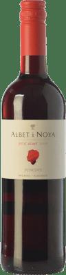 7,95 € Envoi gratuit | Vin rouge Albet i Noya Petit Albet Negre Joven D.O. Penedès Catalogne Espagne Tempranillo, Grenache, Cabernet Sauvignon Bouteille 75 cl
