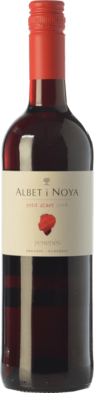 6,95 € Free Shipping   Red wine Albet i Noya Petit Albet Negre Joven D.O. Penedès Catalonia Spain Tempranillo, Grenache, Cabernet Sauvignon Bottle 75 cl