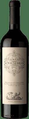 66,95 € Envoi gratuit | Vin rouge Aleanna Gran Enemigo Reserva I.G. Mendoza Mendoza Argentine Cabernet Sauvignon, Cabernet Franc, Malbec, Petit Verdot Bouteille 75 cl
