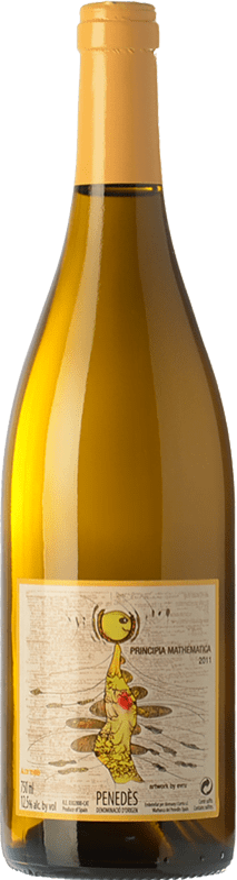 21,95 € Free Shipping | White wine Alemany i Corrió Principia Mathematica Crianza D.O. Penedès Catalonia Spain Xarel·lo Magnum Bottle 1,5 L