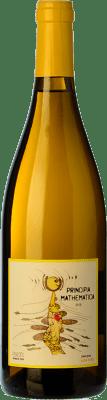 16,95 € Envío gratis | Vino blanco Alemany i Corrió Principia Mathematica Crianza D.O. Penedès Cataluña España Xarel·lo Botella 75 cl