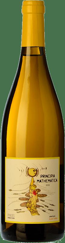 17,95 € Free Shipping | White wine Alemany i Corrió Principia Mathematica Crianza D.O. Penedès Catalonia Spain Xarel·lo Bottle 75 cl
