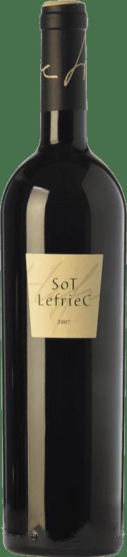 52,95 € Free Shipping | Red wine Alemany i Corrió Sot Lefriec Crianza 2007 D.O. Penedès Catalonia Spain Merlot, Cabernet Sauvignon, Carignan Bottle 75 cl