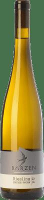 19,95 € Free Shipping | White wine Barzen Spätlese Trocken Q.b.A. Mosel Rheinland-Pfälz Germany Riesling Bottle 75 cl