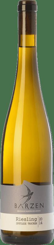 19,95 € Free Shipping   White wine Barzen Spätlese Trocken Q.b.A. Mosel Rheinland-Pfälz Germany Riesling Bottle 75 cl