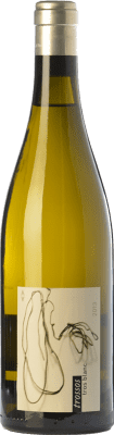 109,95 € Free Shipping | White wine Arribas Tros Blanc Crianza D.O. Montsant Catalonia Spain Grenache White Magnum Bottle 1,5 L