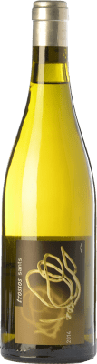 16,95 € Free Shipping | White wine Arribas Trossos Sants Crianza D.O. Montsant Catalonia Spain Grenache White, Grenache Grey Bottle 75 cl
