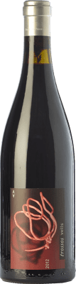 16,95 € Free Shipping | Red wine Arribas Trossos Vells Crianza D.O. Montsant Catalonia Spain Carignan Bottle 75 cl