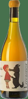 8,95 € Free Shipping | White wine Maestro Tejero Lovamor I.G.P. Vino de la Tierra de Castilla y León Castilla y León Spain Albillo Bottle 75 cl