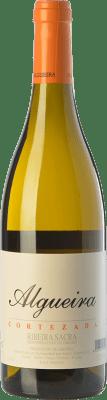 27,95 € Free Shipping | White wine Algueira Cortezada D.O. Ribeira Sacra Galicia Spain Godello, Treixadura, Albariño Bottle 75 cl