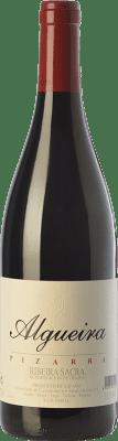 52,95 € Free Shipping | Red wine Algueira Pizarra Crianza D.O. Ribeira Sacra Galicia Spain Mencía Bottle 75 cl