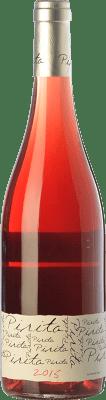 13,95 € Free Shipping | Rosé wine Almaroja Pirita D.O. Arribes Castilla y León Spain Grenache Tintorera, Malvasía, Rufete, Bruñal, Juan García Bottle 75 cl