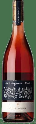 16,95 € Free Shipping | Rosé wine Lageder Rosé D.O.C. Alto Adige Trentino-Alto Adige Italy Lagrein Bottle 75 cl
