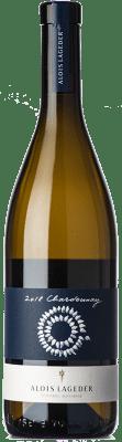 16,95 € Free Shipping | White wine Lageder D.O.C. Alto Adige Trentino-Alto Adige Italy Chardonnay Bottle 75 cl