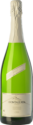 4,95 € Free Shipping | White sparkling Alsina Mas Fontallada Brut Reserva D.O. Cava Catalonia Spain Macabeo, Xarel·lo, Parellada Bottle 75 cl. | Thousands of wine lovers trust us to get the best price guarantee, free shipping always and hassle-free shopping and returns.