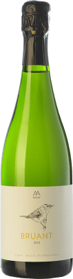 16,95 € Free Shipping | White sparkling Alta Alella AA Bruant Natural Brut Reserva D.O. Cava Catalonia Spain Xarel·lo Bottle 75 cl