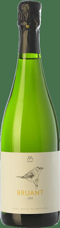 16,95 € Free Shipping | White sparkling Alta Alella AA Bruant Natural Brut Reserva D.O. Cava Catalonia Spain Xarel·lo Bottle 75 cl