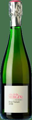 12,95 € Kostenloser Versand   Rosé Sekt Alta Alella AA Mirgin Rosé Brut Natur Reserva D.O. Cava Katalonien Spanien Mataró Flasche 75 cl
