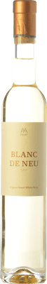 15,95 € Free Shipping | Sweet wine Alta Alella AA Blanc de Neu D.O. Alella Catalonia Spain Xarel·lo Half Bottle 37 cl
