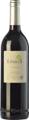 7,95 € Free Shipping | Red wine Altanza Edulis Crianza D.O.Ca. Rioja The Rioja Spain Tempranillo Bottle 75 cl