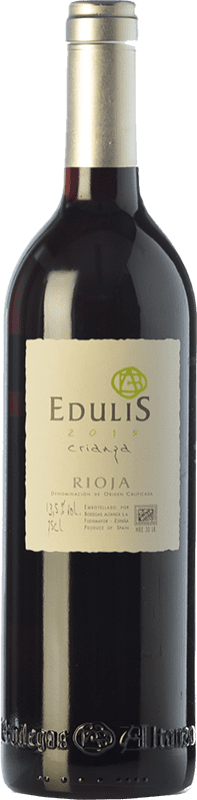 6,95 € Free Shipping | Red wine Altanza Edulis Crianza D.O.Ca. Rioja The Rioja Spain Tempranillo Bottle 75 cl