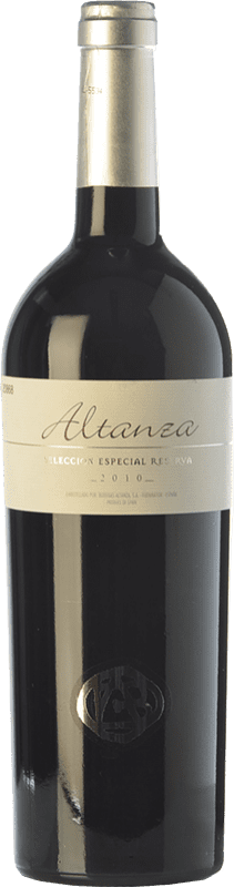 28,95 € Free Shipping | Red wine Altanza Especial Reserva D.O.Ca. Rioja The Rioja Spain Tempranillo Bottle 75 cl