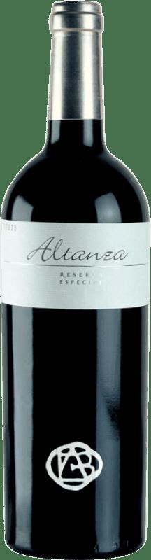 28,95 € Envío gratis | Vino tinto Altanza Especial Reserva D.O.Ca. Rioja La Rioja España Tempranillo Botella 75 cl