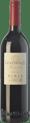 17,95 € Envoi gratuit | Vin rouge Lealtanza Reserva 2008 D.O.Ca. Rioja La Rioja Espagne Tempranillo Bouteille 75 cl