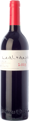 Red wine Lealtanza Autor Crianza 2008 D.O.Ca. Rioja The Rioja Spain Tempranillo Bottle 75 cl