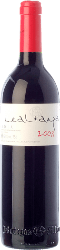11,95 € Free Shipping | Red wine Altanza Lealtanza Autor Crianza D.O.Ca. Rioja The Rioja Spain Tempranillo Bottle 75 cl