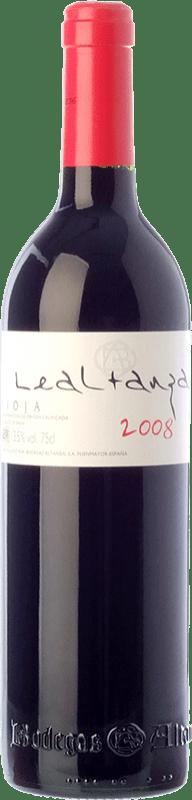 11,95 € Envoi gratuit | Vin rouge Altanza Lealtanza Autor Crianza D.O.Ca. Rioja La Rioja Espagne Tempranillo Bouteille 75 cl