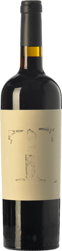15,95 € Free Shipping | Red wine Altavins Tempus Crianza D.O. Terra Alta Catalonia Spain Merlot, Syrah, Grenache, Carignan Bottle 75 cl
