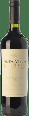14,95 € Envío gratis | Vino tinto Altavista Premium Crianza I.G. Mendoza Mendoza Argentina Cabernet Sauvignon Botella 75 cl