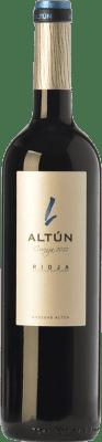 13,95 € Free Shipping | Red wine Altún Crianza D.O.Ca. Rioja The Rioja Spain Tempranillo Bottle 75 cl